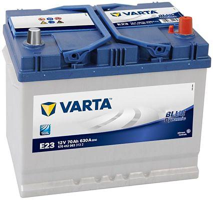 Varta Blue Dynamic E23