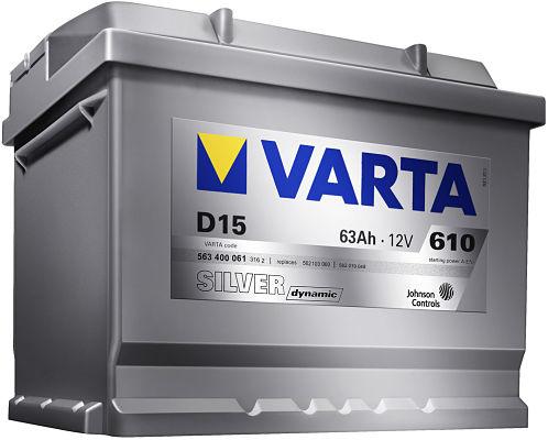Silver Dynamic D15