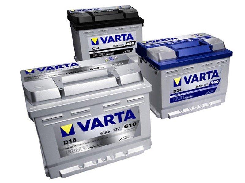 Battery Warta