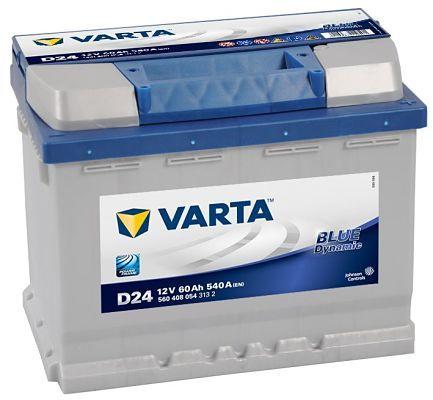 Varta Blue Dynamic D24