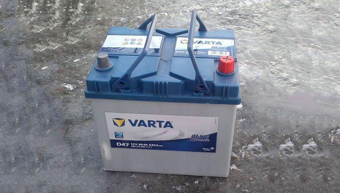 Batterie Varta D47 560 410 054