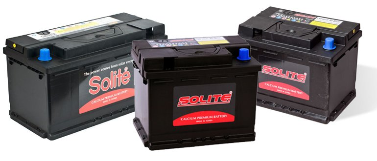 Batterie Solite