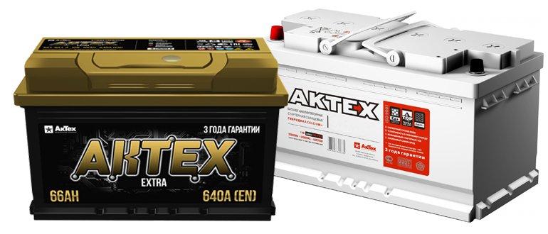 Batterie Aktex
