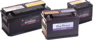Batteries Delkor