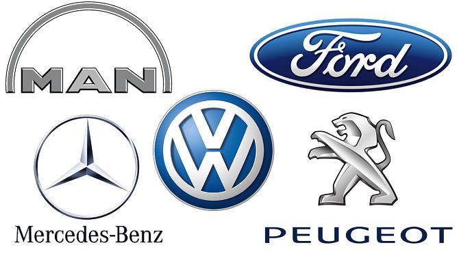 Značky automobilů