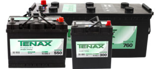 Baterie Tenax