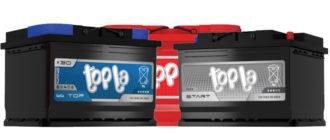 Batteries Topla