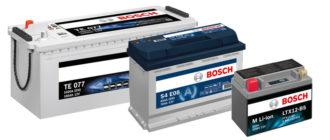 Baterie Bosch