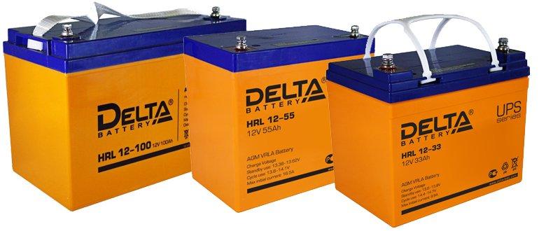 Baterie Delta HRL