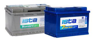 Batteries ISTA
