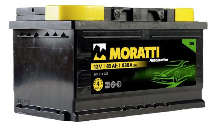 Moratti Battery