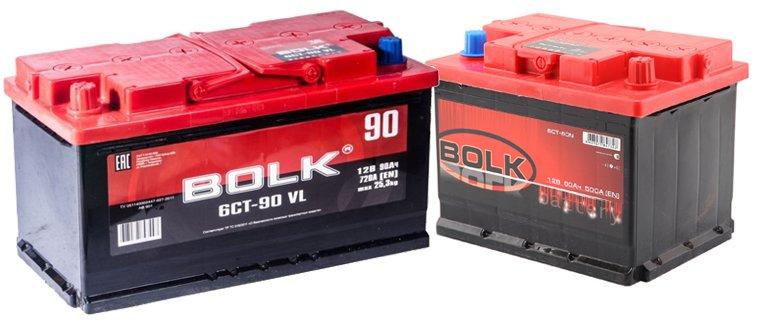 Batteries Bolk