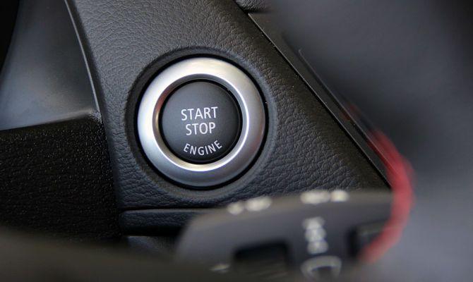 Start-stop systém
