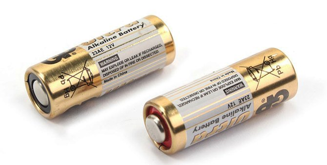 GP A23 Battery