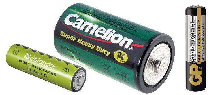 Solné baterie