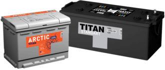 Batterie titane