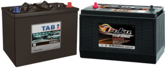 Batterie de bateau