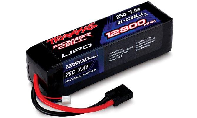 LiPo 12800 mah