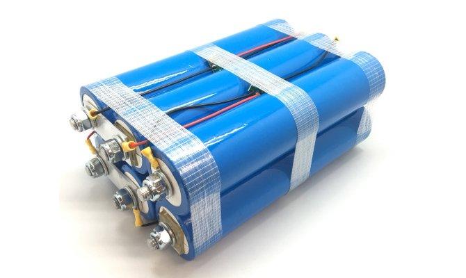 Lithium titanátová baterie
