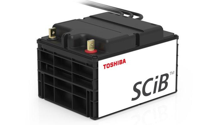 Baterie s lithium titanátem