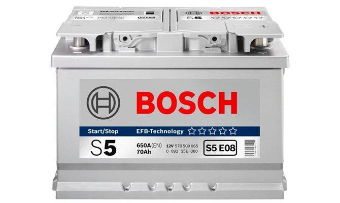 Bosch S5 EFB