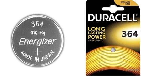 Energizer und Duracell