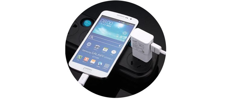charge rapide samsung