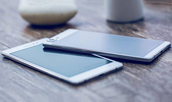 Ultra tenká mobilní zařízení