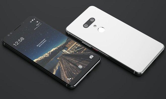 Moderní chytré telefony