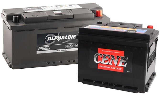 AlphaLine ou Cene