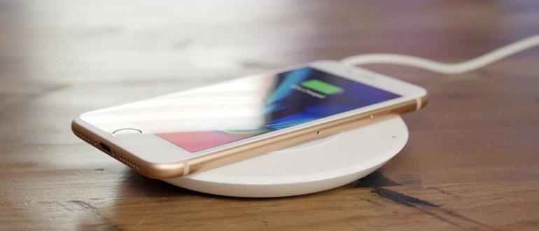 chargement sans fil apple iphone