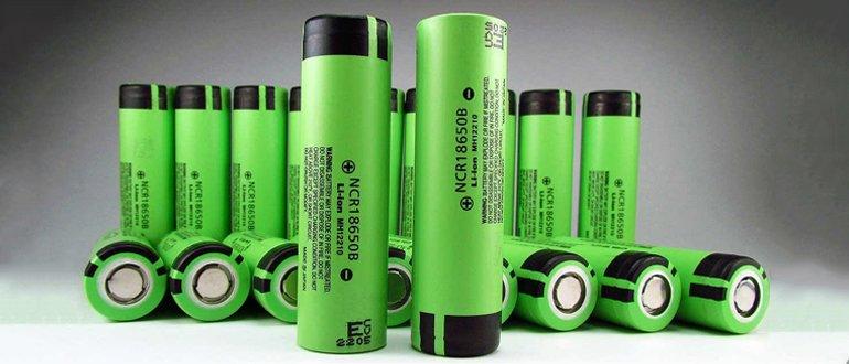 Vape baterie