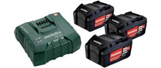 baterie šroubováků