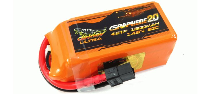 Batteries au graphène